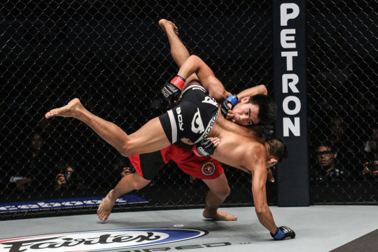 ONE: GLOBAL RIVALS Fight 4: Joshua Pacio TKOs Rabin Catalan at 3:19 of round 2. Global MMA News