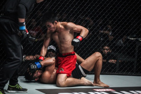 ONE: GLOBAL RIVALS Fight 4: Joshua Pacio TKOs Rabin Catalan at 3:19 of round 2. Global MMA News